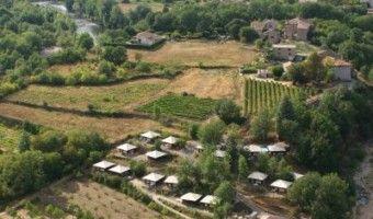 Camping Les Cabanes de Cornillon - Les Vans