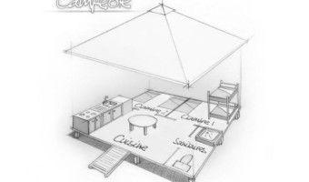 Camping Les Cabanes de Cornillons - Les Vans