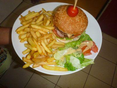 Rerstaurant - Hamburger